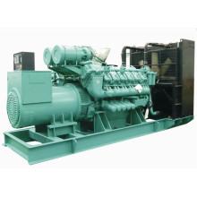 1000kw 1250kVA Naturaleza Combustible Gas Combinado Generador de Combustible