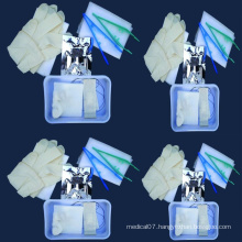 Hospital Suture Kit with CE Approved