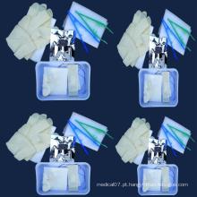 Kit de sutura hospitalar com CE aprovado