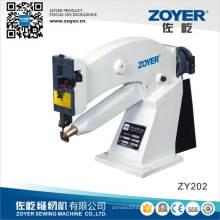Zoyer кожаная подошва и накладки, обрезки Skiving машины (ZY202)
