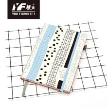 Custom PU hardcover notebook