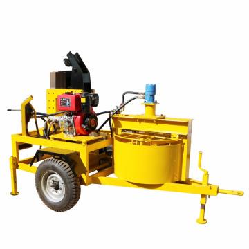 coût du bloc de brique de verrouillage de sol d'hydraform faisant la machine
