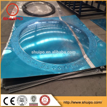 Hydraulic Dished End Configuring Machine/Good Quality Dish Head Forming Flanging Machine/round flange forming machine