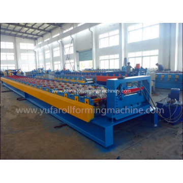 High-end Deck Standing Roll Forming Machine