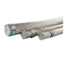 Overhead Line HDA Wasp 1350 Alunimum Stranded Conductor 400 Sq Mm Electric Power Aac Cable With Price