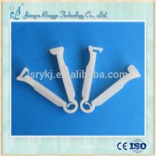 Pince de cordon ombilical stérile stérile jetable