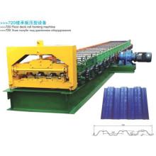 Steel Decking Roll Forming Machine