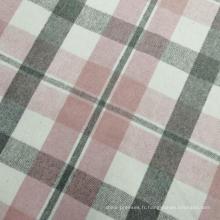 Tissu de chemise à carreaux Zara Design