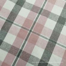 Plaid Zara Design Shirt Stoff