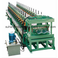 Zt24 Feeding Width 584mm Anode Plate Roll Forming Machine