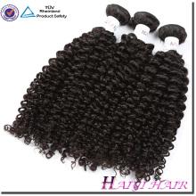 Acción grande de alta calidad camboyana virginal cutícula cabello humano grado 8A9A10A cabello rizo rizado