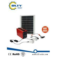 Bombillas 2LED Kit de iluminación solar Solar Powe System