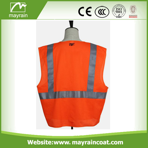 Heavy Duty Safety Vest