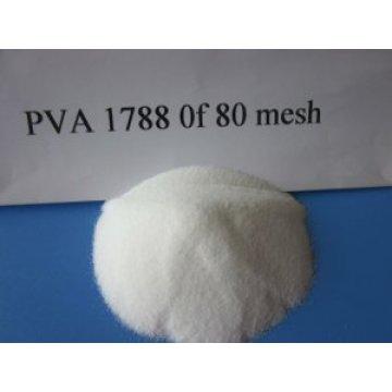 Polyvinylalkohol (PVA) Weißes Pulver Verwendung für Kleber, Farbe, Klebstoff, etc