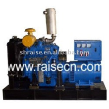Groupe électrogène diesel refroidi à l'eau de la série WeiCai