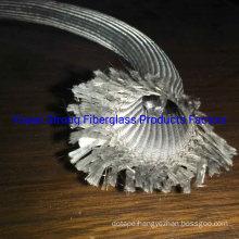 Fiberglass Sleeve with Fiberglass Rope Core