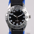 China wholesales wrist watch casual, hook and loop fastener strap watch