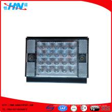 Luz blanca del estroboscópico del carro de 24V 18 ~ 20 LED