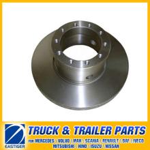 Peças de reboque do disco de freio Ampb889 Pak3545 Pak5412 para Daf