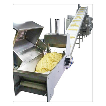 Biscuit Dough Conveyor pour biscuit