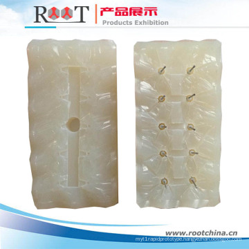Silicone Rubber Mould for France