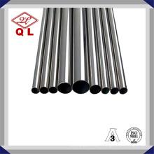 304 / 316L Tuyau et tube sans soudure sanitaire en acier inoxydable
