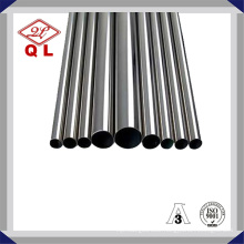 304/316L Sanitary Stainless Steel Seamless Pipe and Tube