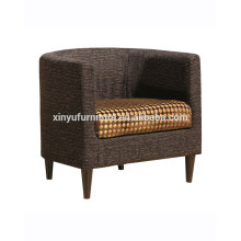 Modern coffee shop hotel arm chair XY2652