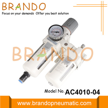 AC4010-04 SMC Type Pneumatic FRL Filter Regulator Lubricator