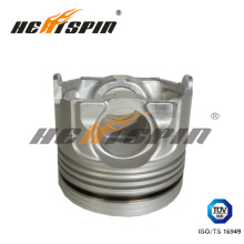 10PE1 Piston for Isuzu Truck with Alfin and Oil Gallery for One Year Warranty