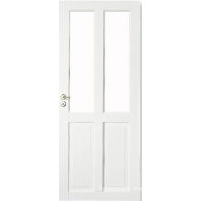 Modern Style Interior White Composite Door with Stile and Rails