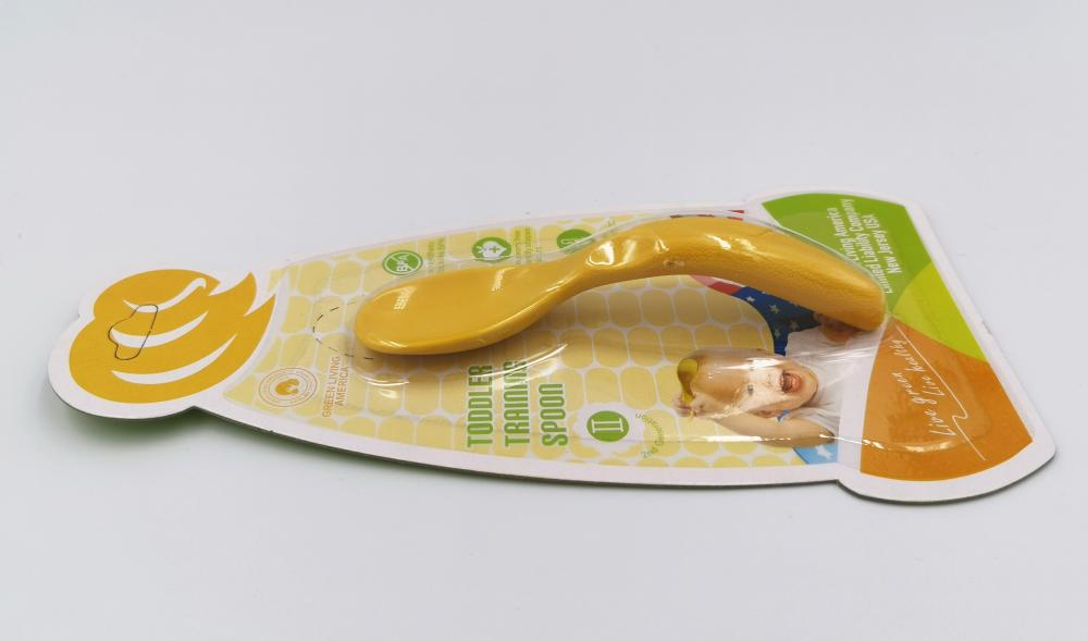 Compostable Toddler Training Spoon