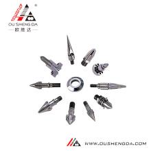 Conjunto de tornillos de moldeo por inyección / puntas para maquinaria de plástico (elemento de tornillo)