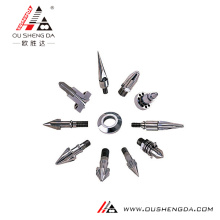 Injection moulding screw assembly/tips for plastic machinery(screw element)
