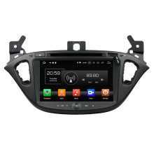 android car dvd gps for CORSA 2015-2016