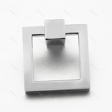 Modern Square Home Furniture Cabinet Ring Pull