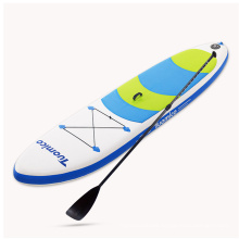 Inflatable Floating Yoga Air Mat Inflatable SUP Stand Up Paddle Board, Inflatable SUP Board, iSUP Package with All Accessories