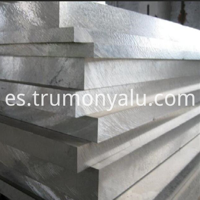 Aluminum Sheet For Shipbuilding 8