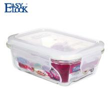 Lfgb high borosilicate glass storage box