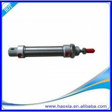 2016 Novo cilindro de ar pneumático de aço inoxidável mini para amostra grátis