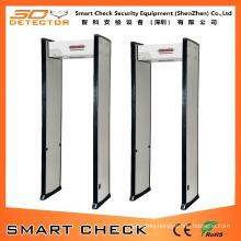 Single Zone Walk Through Metal Detector Door Frame Metal Detector Explosive Detector