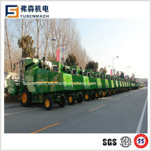 Rice and Wheat Grain Combine Harvester Machine 4lz-7