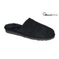 Men′s Micro Suede Slippers