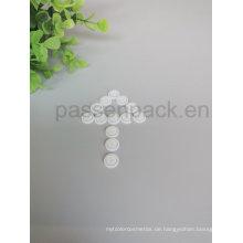 Silikon-Gummi-Ventil für Kunststoff-Ventildeckel (PPC-SCV-02)