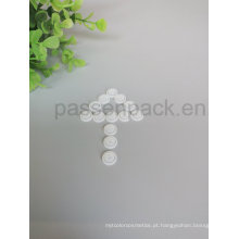 Válvula de borracha de silicone para tampão de válvula plástica (PPC-SCV-02)