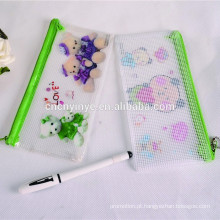 Caixa de lápis coloridos para promoção de impressos