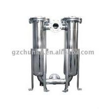 Boîtier de crépine d'eau de RO de Chke / logement de filtre à manches d'acier de Stailess