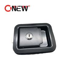 Black Coated Steel Hardware Generator Canopy Cabinet Toolbox Door Lock Handle