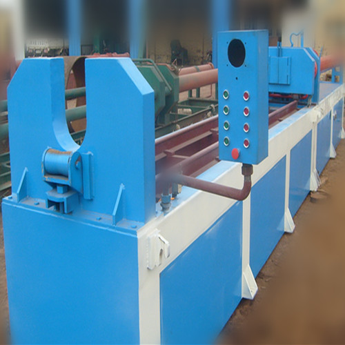 Induction Heating Bending Machine