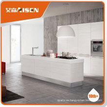 Gran durabilidad de los gabinetes de cocina de color mixto